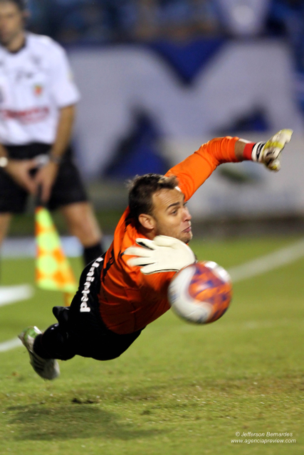 Renan, goleiro do Inter