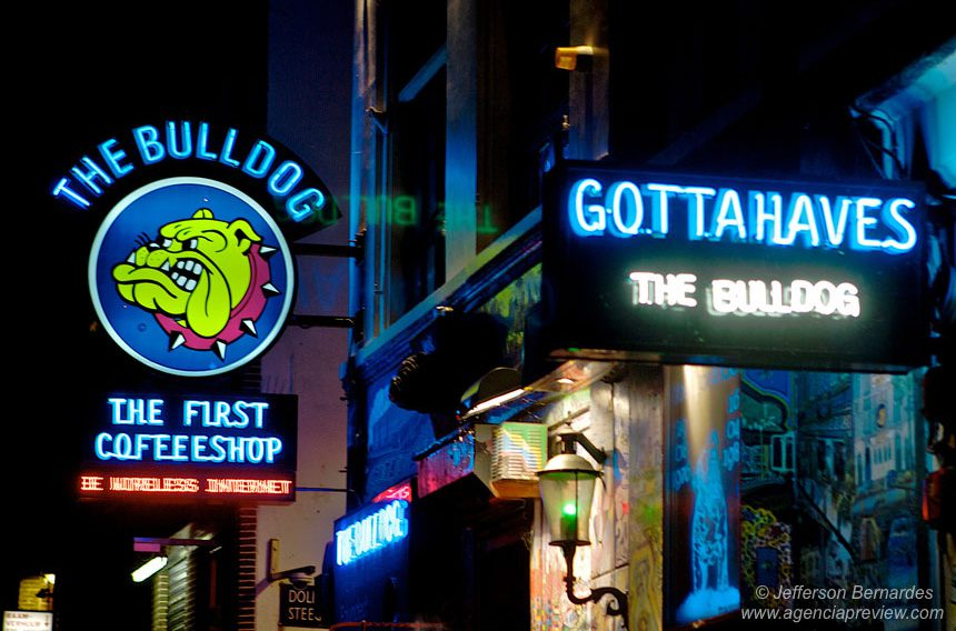 The Bulldog - First Coffee Shop