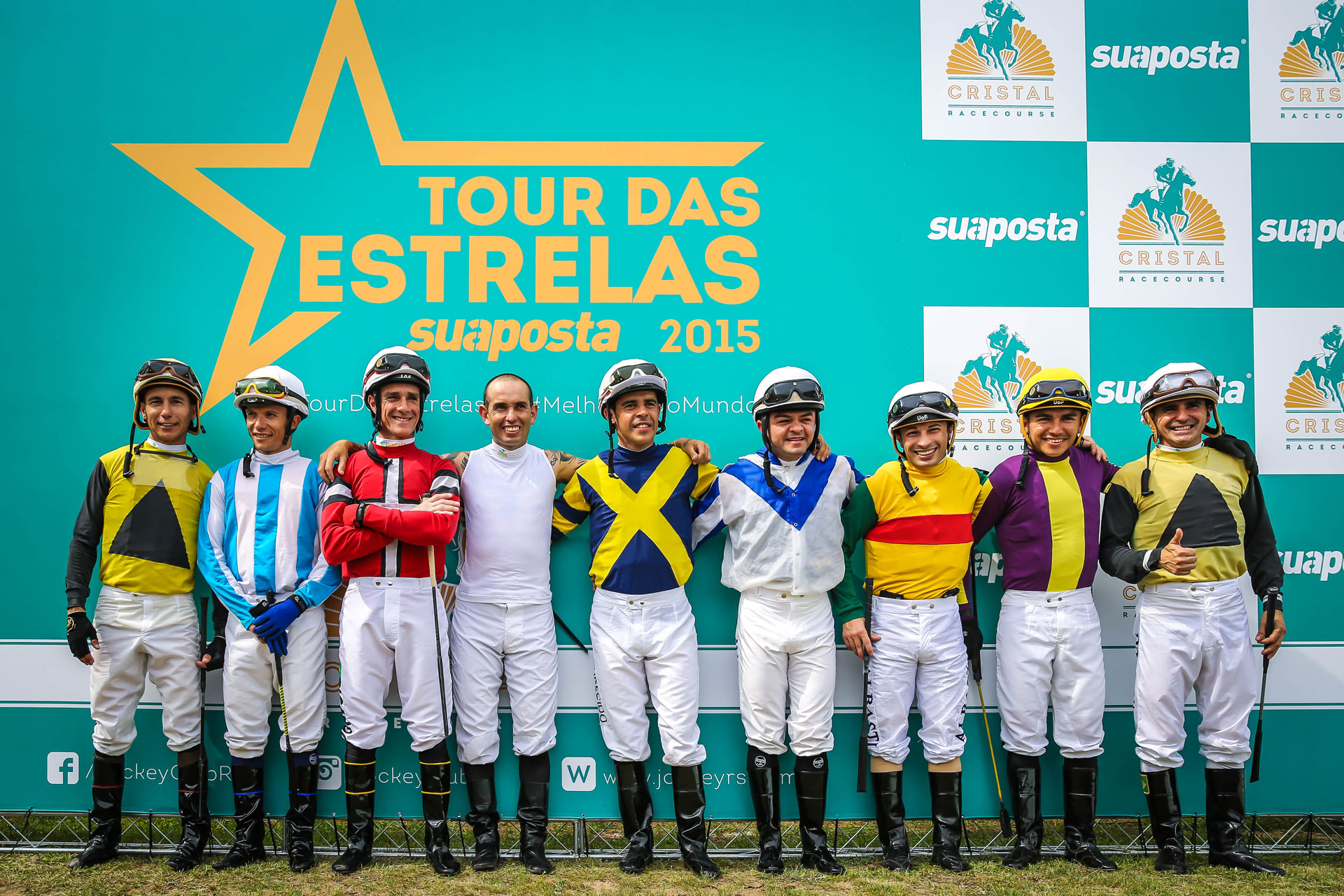 Tour das Estrelas no Jockey Club do RS